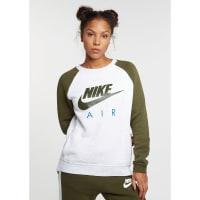 NikeSweatshirt Ralley Air birch/dark loden/dark loden