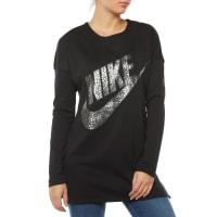 NikeSweatshirt Schwarz