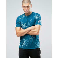 NikeT-Shirt With Reflective Print In Green 803950-346 - Green