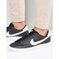 NikeTennis Classic Cs Sneakers In Black 683613-010 - Black