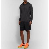 NikeZoom Vapor Flyknit Tennis Sneakers - Bright orange