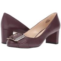 Nine WestWidlyn (Wine Leather) Womens Shoes