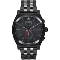 NixonThe Time Teller Chrono Star Wars Orologio kylo black / nero