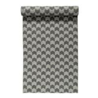 Nordic NestKnit matta concrete-charcoal 70 x 150 cm