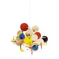 NORMANN COPENHAGENBau lampa multi large 48.8