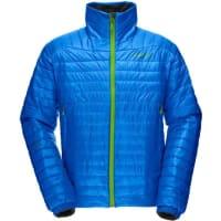 NorrønaMs Falketind PrimaLoft 60 Jacket Electric Blue (6800) M Syntetiske jakker