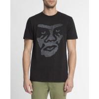 ObeyT-shirt Print The Creeper Superior ZwartOBEY - T-shirt Print The Creeper Superior Zwart