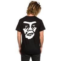 ObeyThe Creeper T-Shirt black / zwart