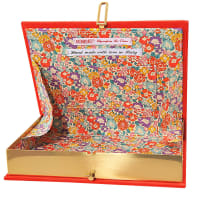Olympia Le-TanBox-Clutch Snoopy Red Baron