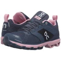 OnCloudcruiser (Dark/Blush) Womens Shoes