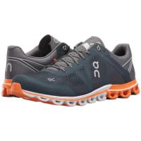 OnCloudflow (Rock/Orange) Mens Shoes