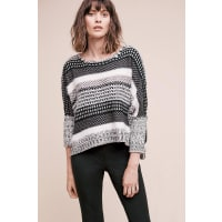 On the RoadCropped Novi Pullover