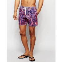O'NeillWave Neon Swim Shorts - Pink