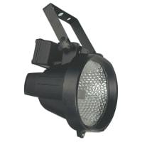 Oriel LightingHalogen Flood Light Exterior Black in 500W 18cm IP54 240V Oval Oriel