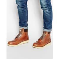 Original PenguinNew England Moccasin Boots - Tan