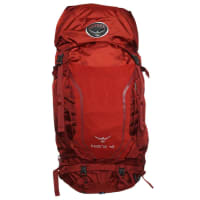 OspreyKESTREL 48 Hiking rucksack dragon red