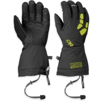 Outdoor ResearchAlpine Alibi II Gloves black/lemongrass Skidhandskar