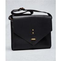 P.A.P.Yannick 13 Shoulder Bag Black