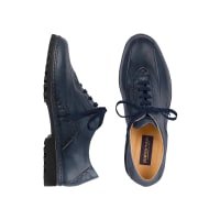 PakersonBlue Italian Handmade Leather Lace-up Shoes
