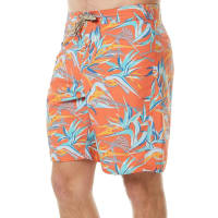 PatagoniaPrinted Wavefarer Mens Boardshort Orange