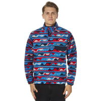 PatagoniaSynchilla Snap T Mens Pullover Blue