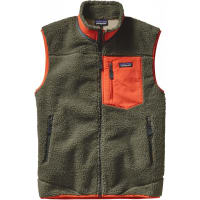 PatagoniaMs Classic Retro-X Vest Industrial Green M Vester