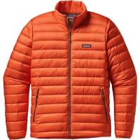 PatagoniaMs Down Sweater Cusco Orange L Dunjakker