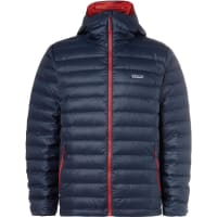 PatagoniaQuilted Shell Hooded Down Jacket - Navy