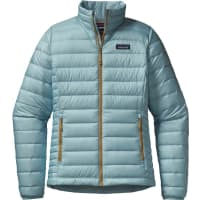 PatagoniaWs Down Sweater Tubular Blue L Vinterjackor & Parkas