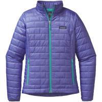 PatagoniaWs Nano Puff Jacket Violet Blue L Syntetiske jakker