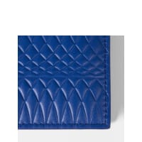 Paul SmithNo.9 - Mens Blue Leather Billfold Wallet