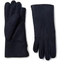 Paul SmithShearling Gloves - Mitternachtsblau