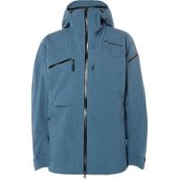 Peak PerformanceHeli Gore-tex Hooded Ski Jacket - Blue