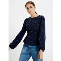Pepe Jeans LondonE BLUSE MIT SCHÃRPE LOUISE