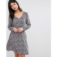 Pepe Jeans LondonLucia - Kleid mit Blumenmuster - Mehrfarbig