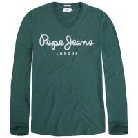 Pepe Jeans LondonSALE Pepe Jeans Longsleeve Groen