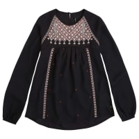 Pepe Jeans LondonE LANGBLUSE MIT STICKEREI STELLE