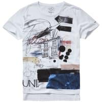 Pepe Jeans LondonT-SHIRT MIT PRINT UND DOPPELTEM SAUM W11