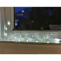 Peter JungbluthLED Draht-Lichterkette Indoor mit 20 Sternen