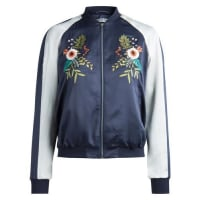 PiecesBomber-Jacke blau