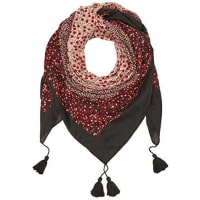 PiecesDamen Schal Pcpearl Square Scarf