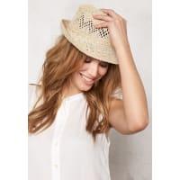 PiecesTasmin small straw hat