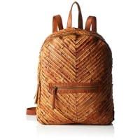 PiecesDamen Pcbondy Leather Backpack Rucksackhandtaschen, 30x42x16 cm