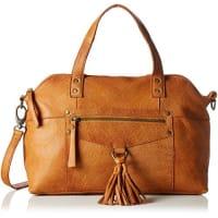 PiecesDamen Pcdepti Leather Bag Henkeltaschen, 32x22x11 cm