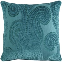 Pier 1 ImportsBaroque Paisley Teal Pillow