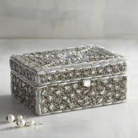 Pier 1 ImportsBejeweled Mini Jewelry Box