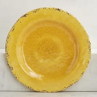 Pier 1 ImportsCarmelo Sunshine Yellow Melamine Dinner Plate