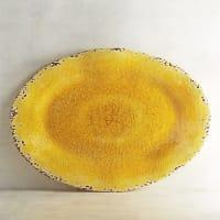 Pier 1 ImportsCarmelo Sunshine Yellow Melamine Platter