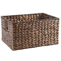 Pier 1 ImportsCarson Espresso Wicker Medium Shelf Storage Baskets