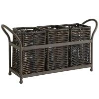 Pier 1 ImportsCollin Utensil Caddy Basket